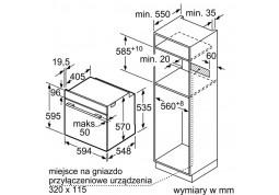 Духовой шкаф Siemens HB 557G4S0 недорого