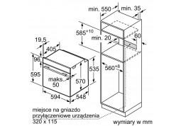 Духовой шкаф Siemens HB 257G2S0 дешево