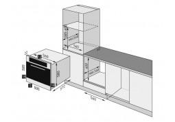 Духовка электрическая Concept ETV5360 описание