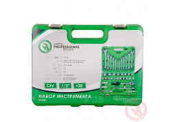 Набор инструментов Intertool ET-6038SP в интернет-магазине