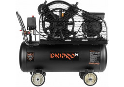 Компрессор Dnipro-M AC-50 VG 50 л купить