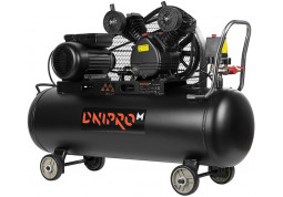 Компрессор Dnipro-M AC-100 VG 100 л