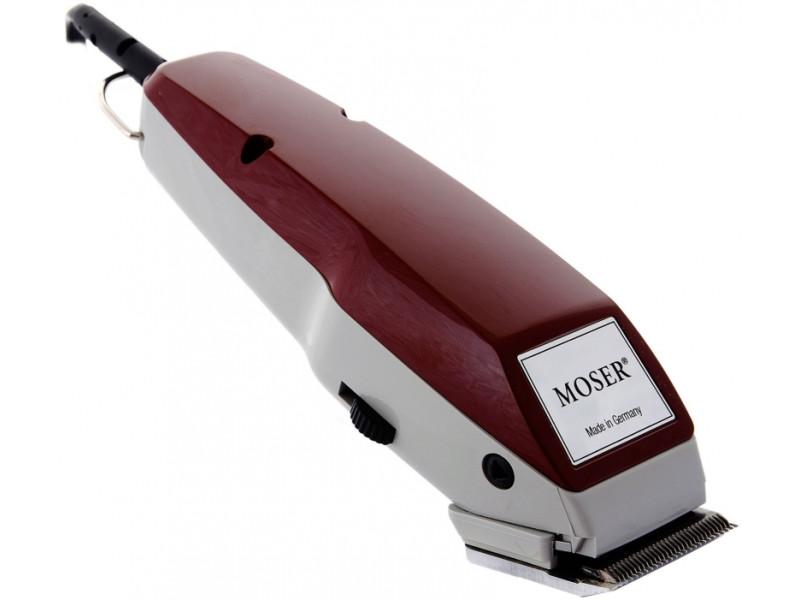 Машинка для стрижки волос Moser 1400-0050 Classic Red