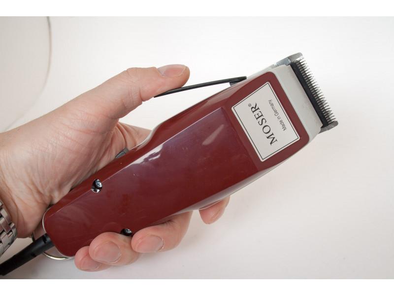 Машинка для стрижки волос Moser 1400-0050 Classic Red отзывы