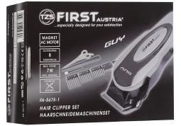 Машинка для стрижки волос First FA-5675-1 фото