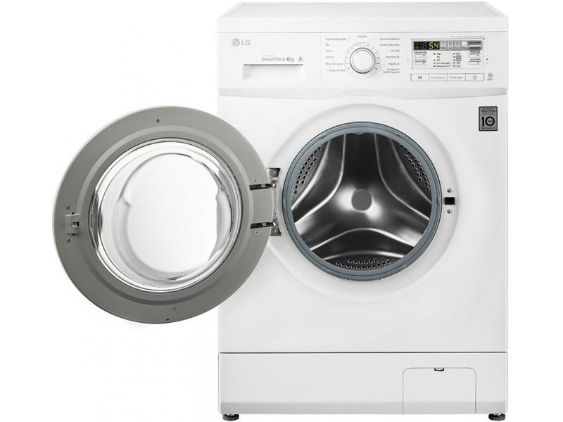 Стиральная машина LG FH0B8ND белый фото