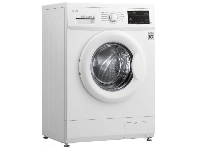 Стиральная машина LG FH0J3NDN0 белый цена