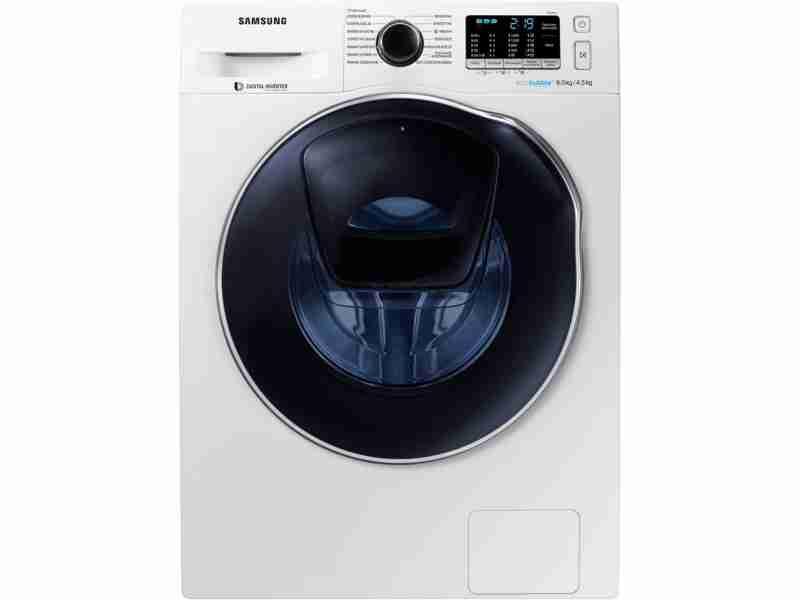 Стирально-сушильная машина Samsung WD80K5A10OW