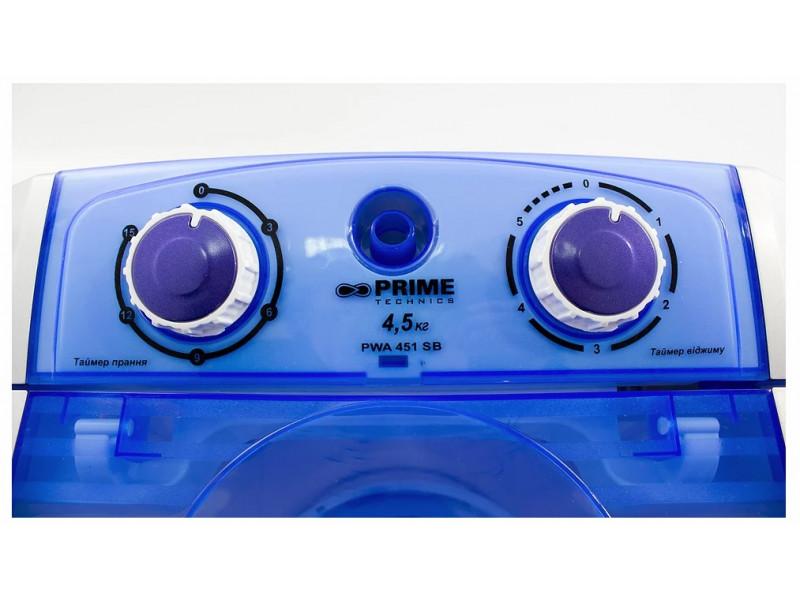 Стиральная машина Prime Technics PWA451SB цена