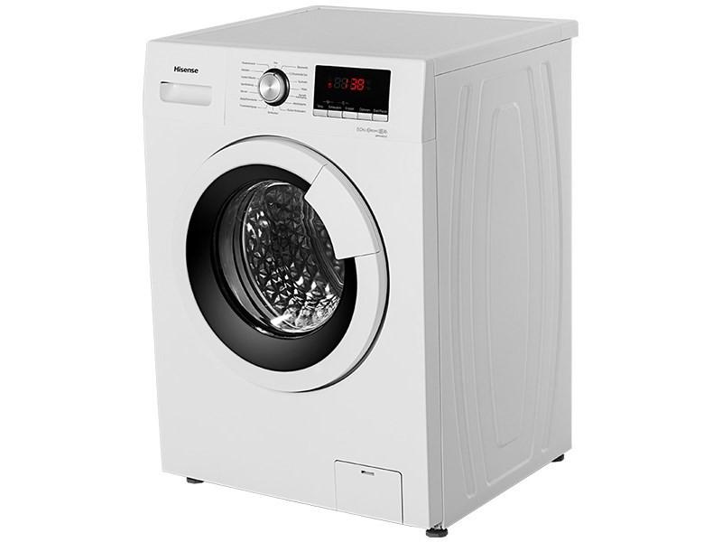 Стиральная машина Hisense WFHV 6012 белый стоимость