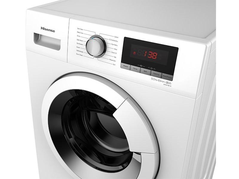 Стиральная машина Hisense WFHV 6012 белый цена