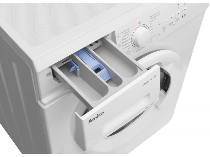 Стиральная машина Amica DAWD6102LCW белый купить