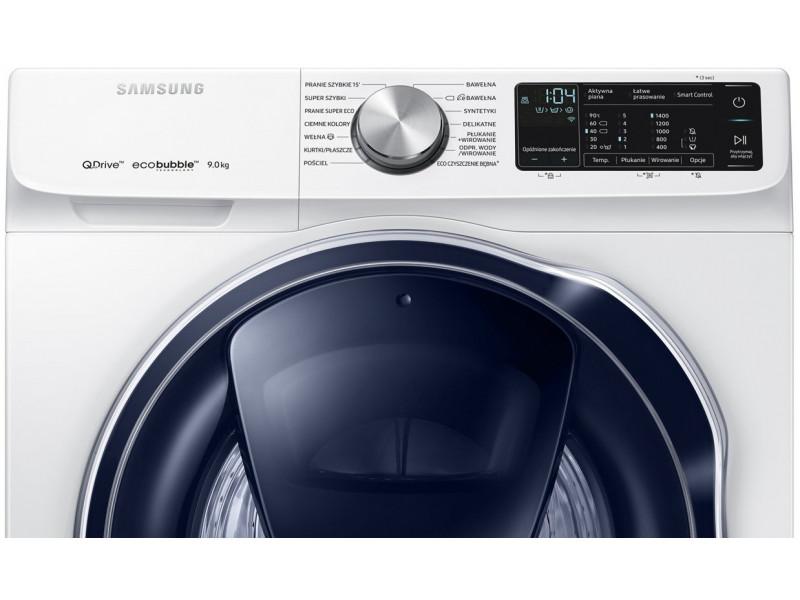 Стиральная машина Samsung WW90M644OPW белый дешево