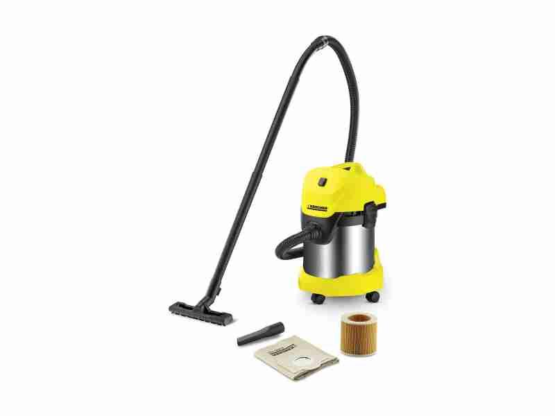 Профессиональный пылесос Karcher WD 3 Premium (1.629-841.0)