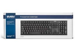 Клавиатура Sven Standard 304 USB+HUB в интернет-магазине