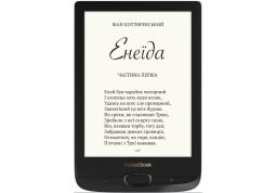 Электронная книга PocketBook 616 Basic Lux 2 Obsidian Black PB616-H-CIS недорого