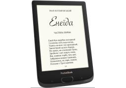 Электронная книга PocketBook 616 Basic Lux 2 Obsidian Black PB616-H-CIS отзывы