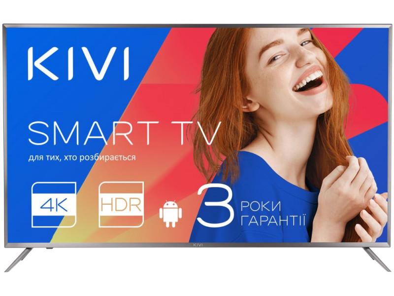 Обзор телевизора Kivi 43UR50GU – описание характеристик, возможностей, функций