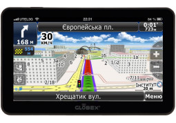 GPS-навигатор Globex GE711 Navitel - Интернет-магазин Denika