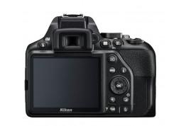 Зеркальный фотоаппарат Nikon D3500  kit 18-55 описание