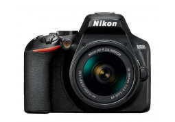 Зеркальный фотоаппарат Nikon D3500  kit 18-55 отзывы