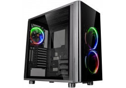 Thermaltake View 31 Tempered Glass RGB Edition без БП