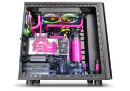 Thermaltake View 31 Tempered Glass RGB Edition без БП цена