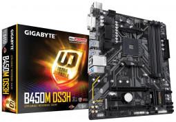 Материнская плата Gigabyte B450M DS3H rev. 1.0 недорого