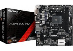 Материнская плата ASRock B450M-HDV недорого