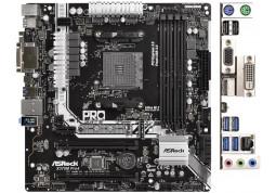 Материнская плата ASRock X370M Pro4