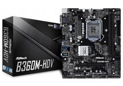 Материнская плата ASRock B360M-HDV отзывы