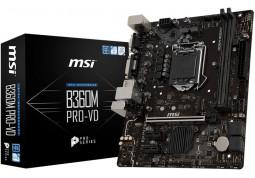 Материнская плата MSI B360M PRO-VD купить