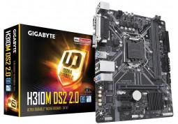 Gigabyte H310M DS2 2.0 rev. 1.0 описание
