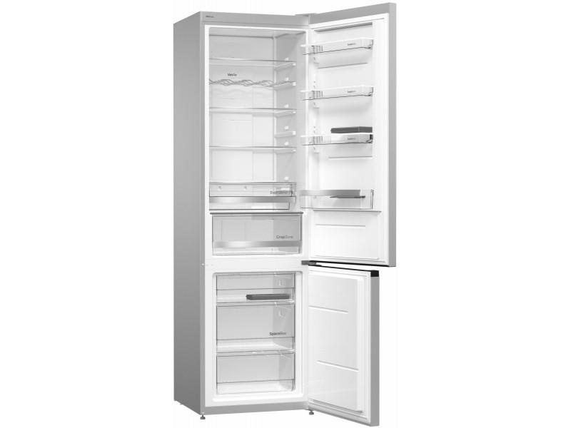 Холодильник Gorenje NRK 6201 MS4 серебристый стоимость