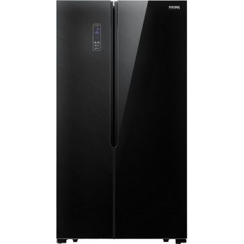 Холодильник Prime Technics RFNS 517 EGBD черный