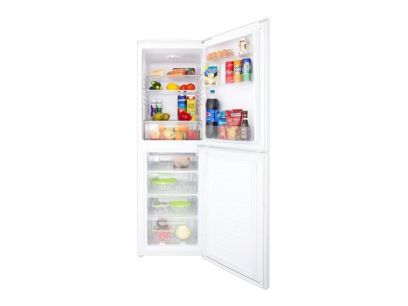 Холодильник Prime Technics RFS 1701 M белый стоимость