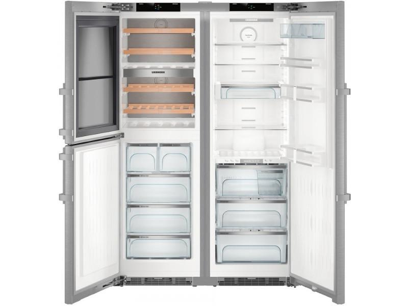 Холодильник Liebherr SBSes 8486 описание