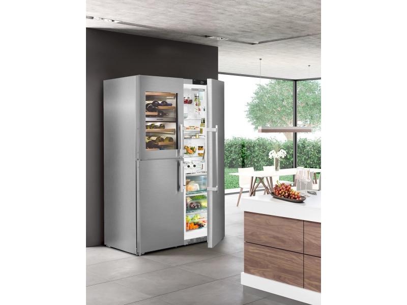 Холодильник Liebherr SBSes 8486 дешево