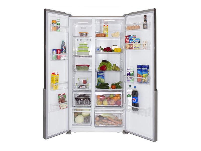 Холодильник Prime Technics RFNS 517 EXD дешево