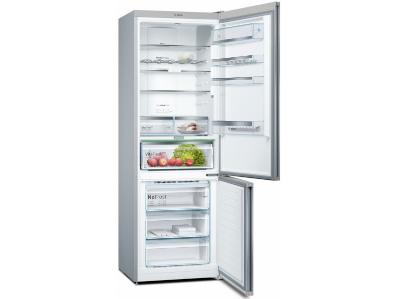 Холодильник Bosch KGN49MI3A нержавеющая сталь купить