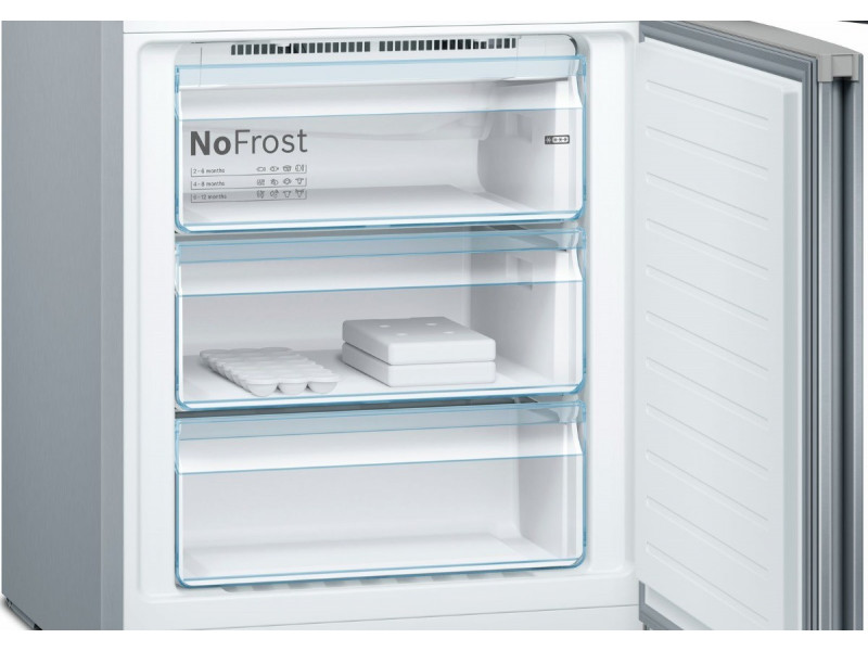 Холодильник Bosch KGN49MI3A нержавеющая сталь в интернет-магазине