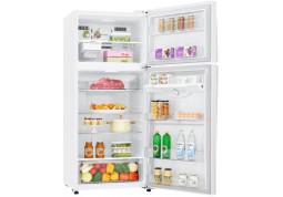 Холодильник LG GN-H702HQHZ белый купить