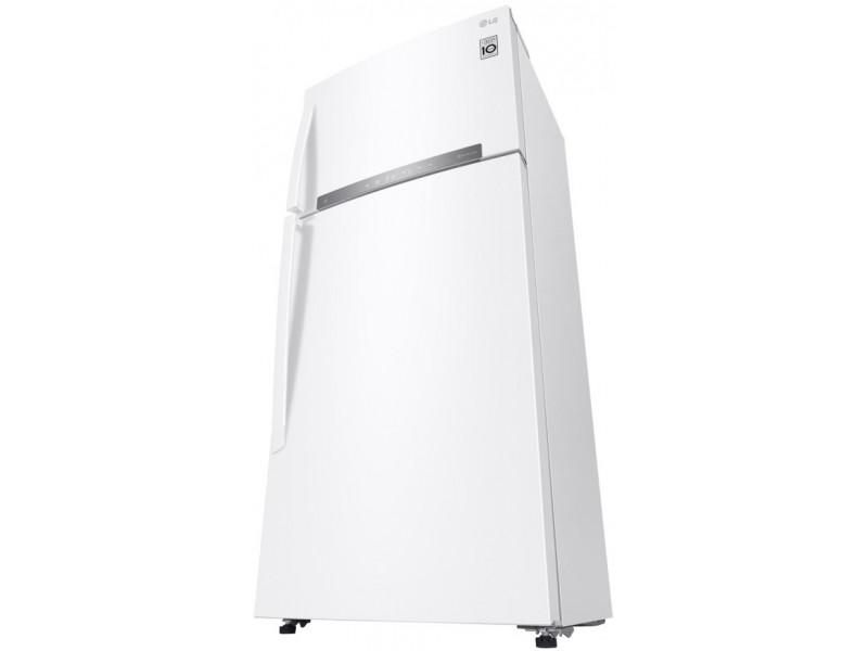 Холодильник LG GN-H702HQHZ белый отзывы