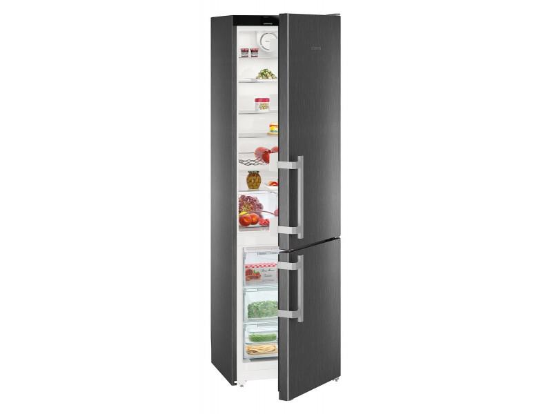 Холодильник Liebherr CNbs 4015 черный недорого