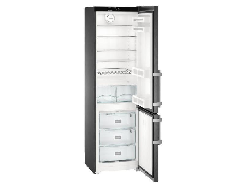 Холодильник Liebherr CNbs 4015 черный цена