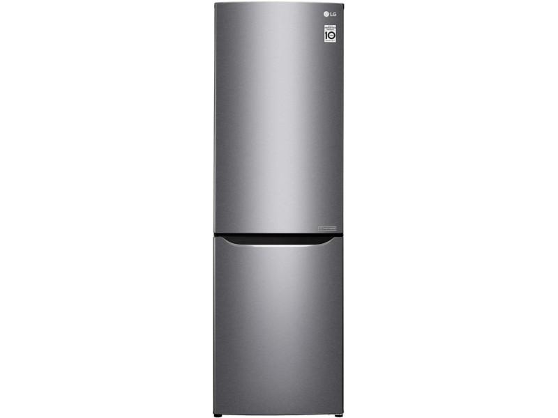 Холодильник LG GA-B419SLJL серебристый
