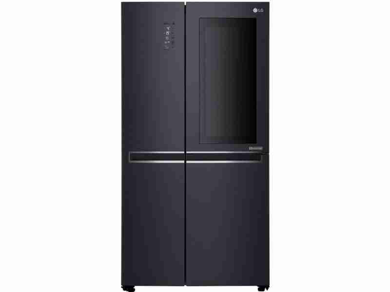 Холодильник LG GC-Q247CAMT черный