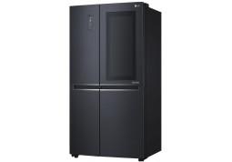 Холодильник LG GC-Q247CAMT черный фото