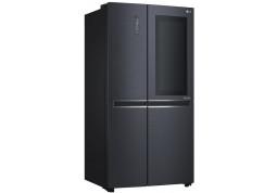 Холодильник LG GC-Q247CAMT черный стоимость