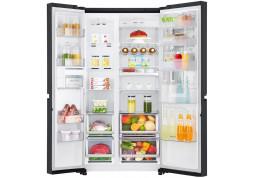 Холодильник LG GC-Q247CAMT черный описание